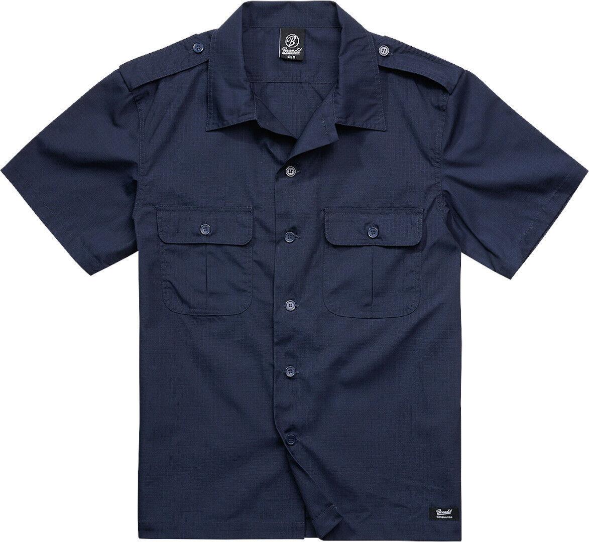 Brandit US Ripstop Paita  - Sininen - Size: 3XL