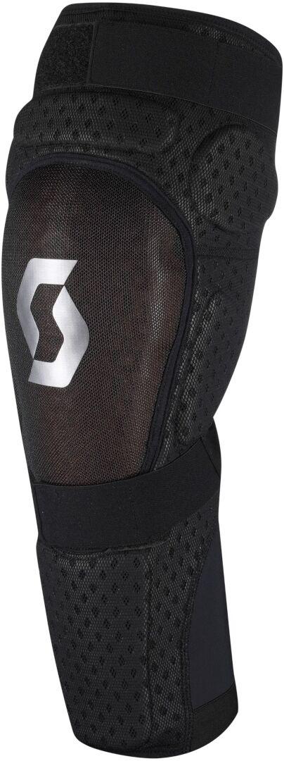 Scott D3O Softcon 2 Motocross polvisuojat  - Musta Harmaa - Size: S
