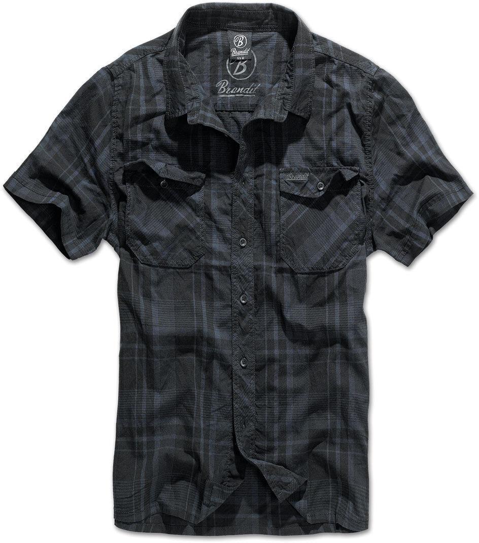 Brandit Roadstar Paita  - Musta Sininen - Size: L