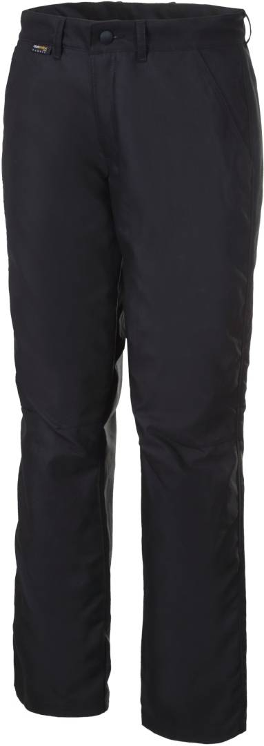 Rukka Eston Chino Moottoripyörä tekstiili housut  - Musta - Size: 32