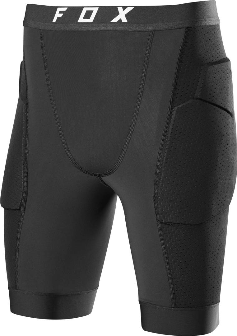 FOX Baseframe Pro Suojelija shortsit  - Musta - Size: XL