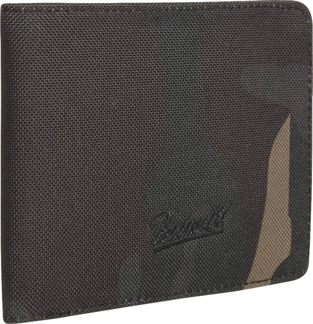 Brandit Four Lompakko  - Musta Harmaa - Size: yksi koko