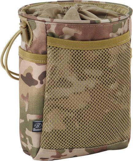 Brandit Molle Pouch Tactical Laukku  - Ruskea Beige - Size: yksi koko