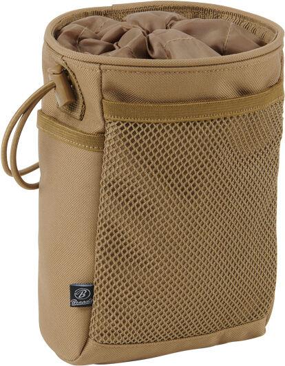 Brandit Molle Pouch Tactical Laukku  - Beige - Size: yksi koko