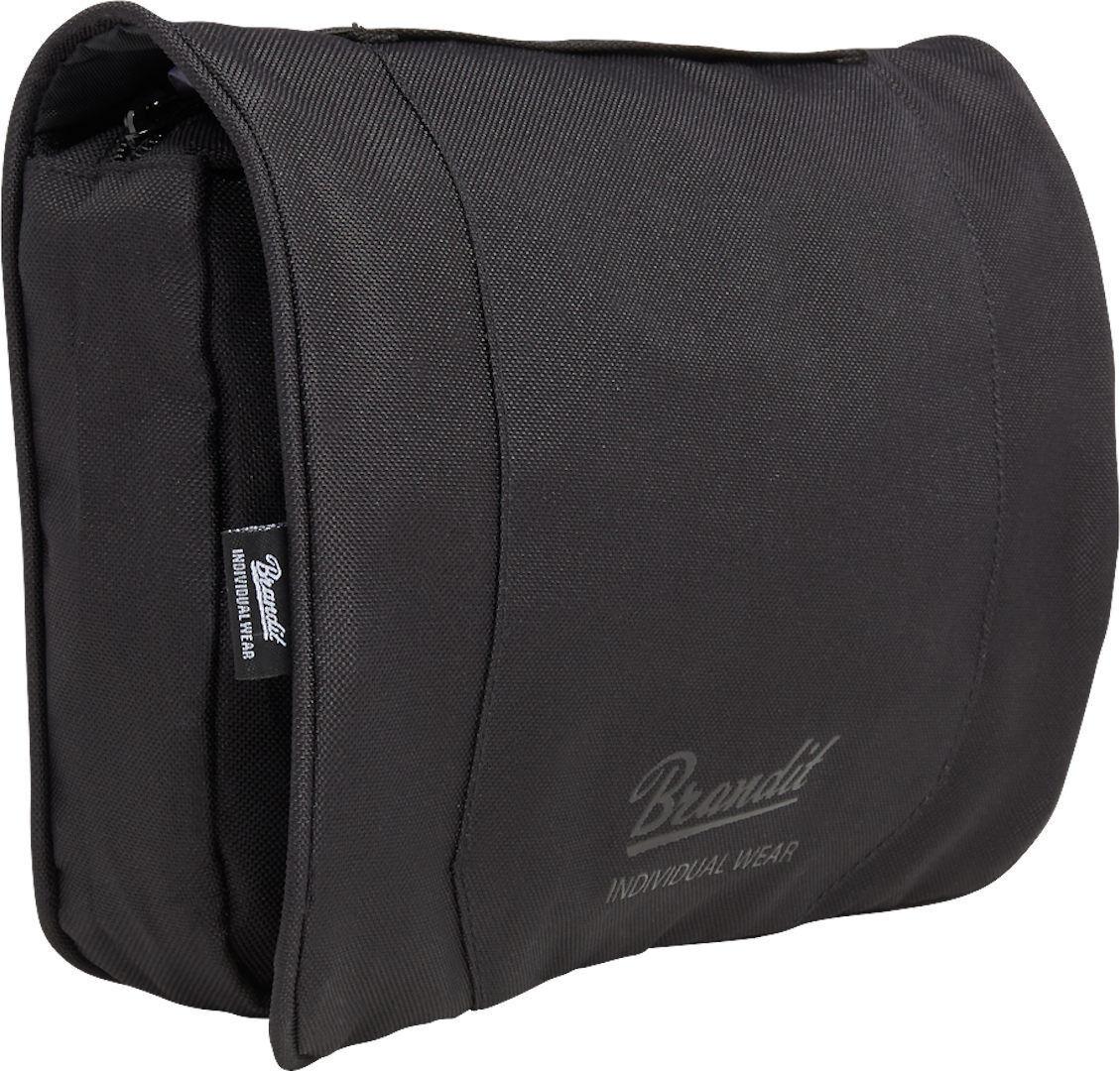 Brandit Large Toiletti laukku  - Musta - Size: yksi koko