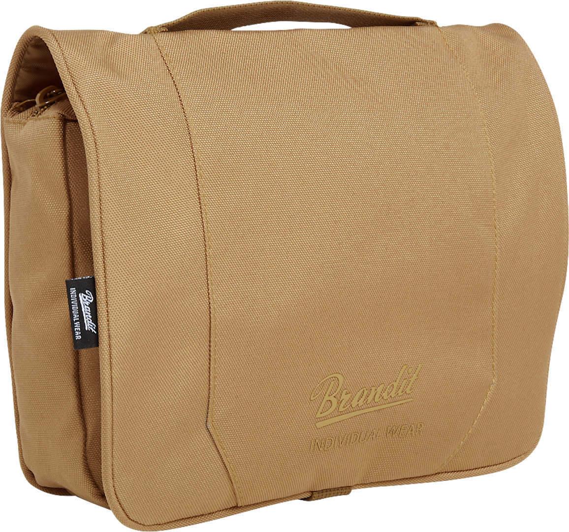 Brandit Large Toiletti laukku  - Ruskea - Size: yksi koko