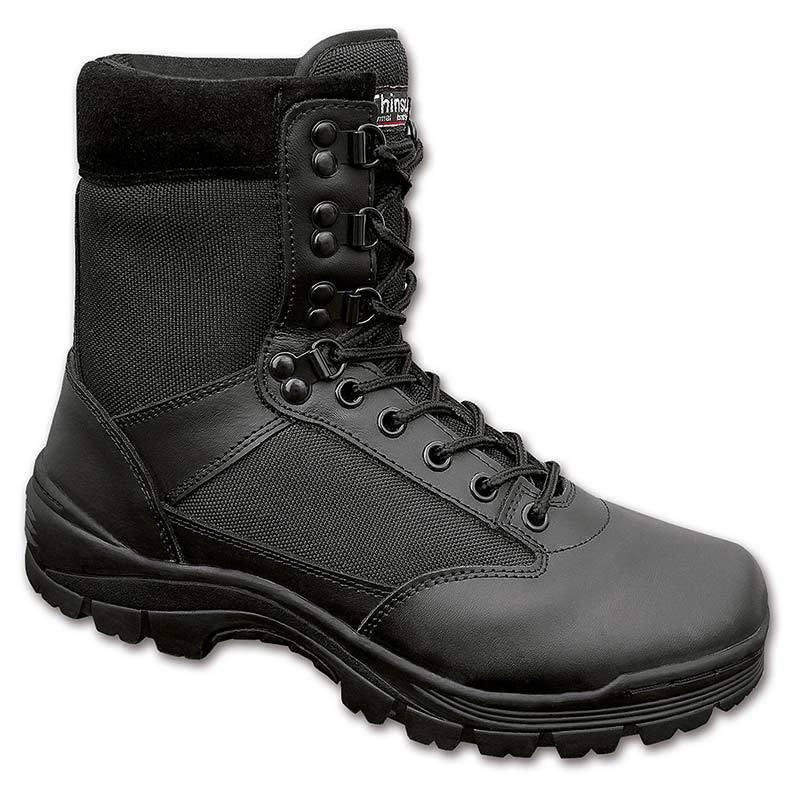 Brandit Tactical Saappaat  - Musta - Size: 45