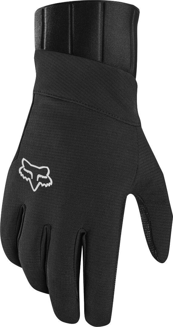 FOX Defend Pro Fire Motocross käsineet  - Musta - Size: S