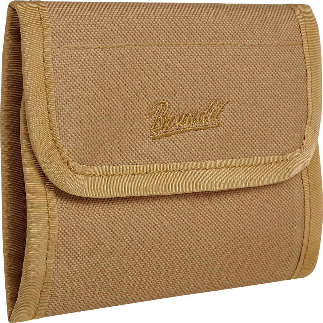 Brandit Five Lompakko  - Ruskea - Size: yksi koko