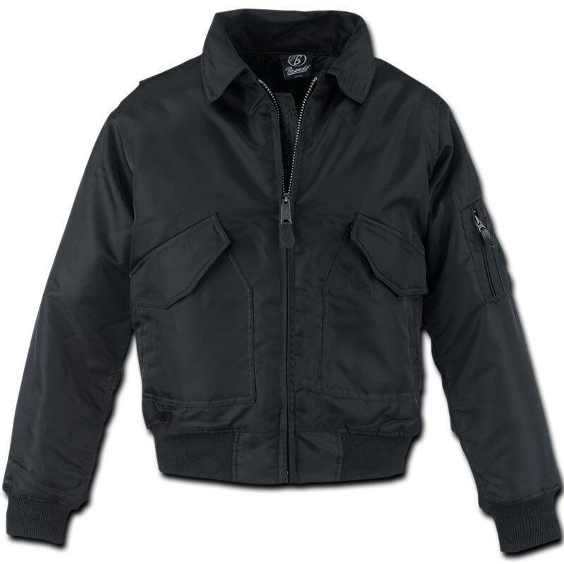 Brandit CWU Takki  - Musta - Size: 3XL
