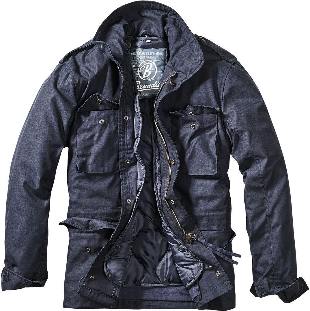 Brandit M-65 Classic Takki  - Sininen - Size: M