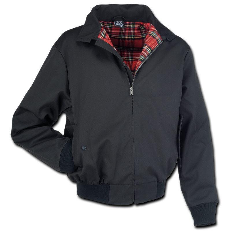 Brandit Lord Canterbury Takki  - Musta - Size: XL