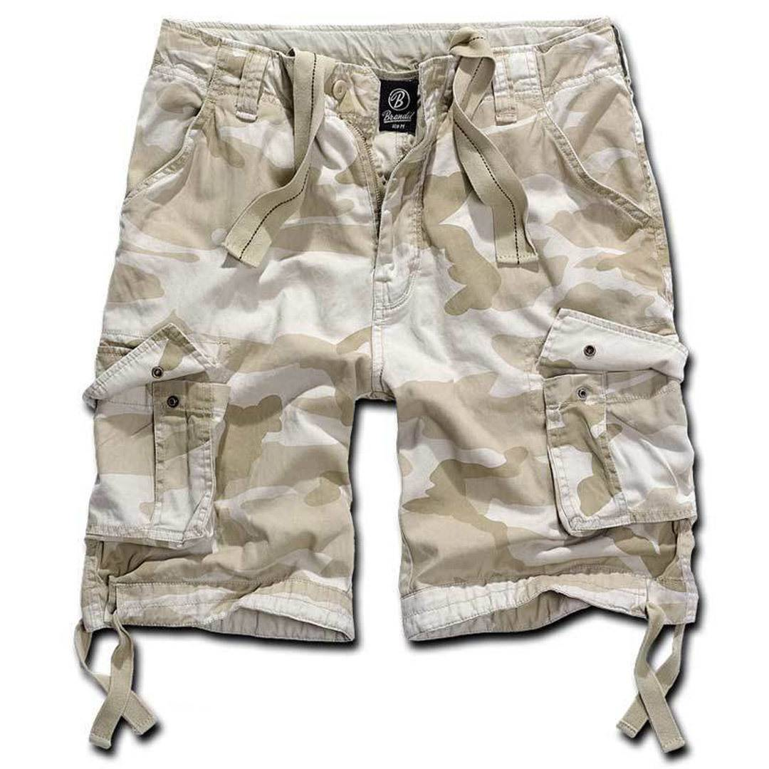 Brandit Urban Legend Shortsit  - Beige - Size: 6XL