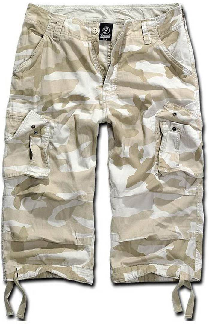 Brandit Urban Legend 3/4 Shortsit  - Beige - Size: 3XL