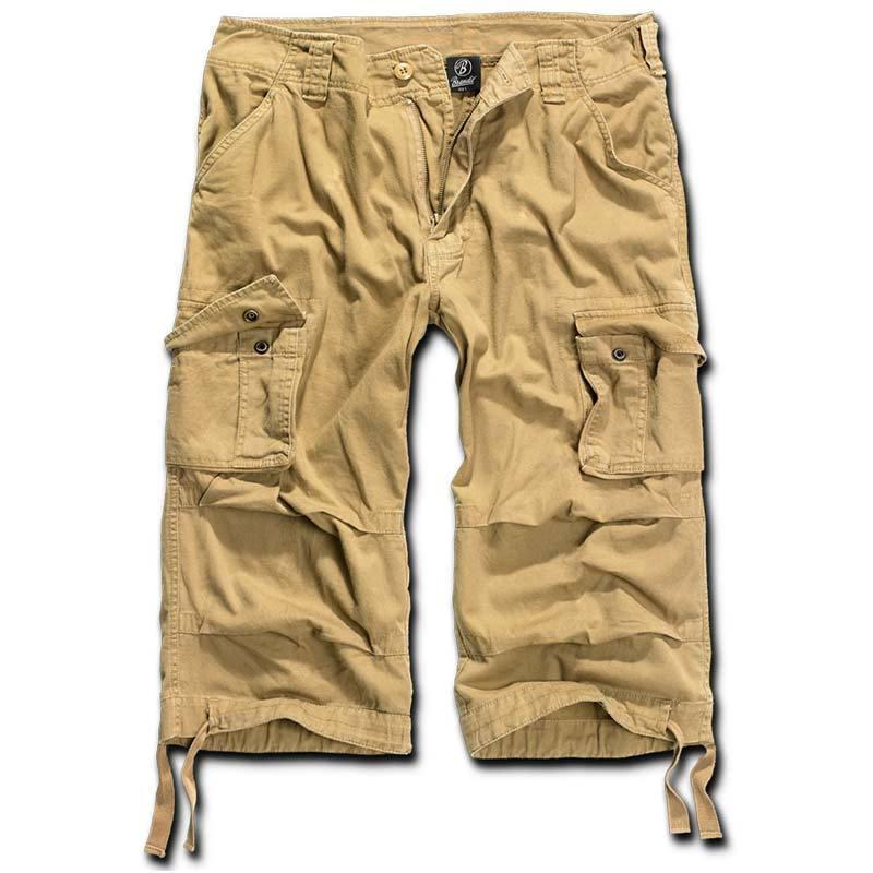 Brandit Urban Legend 3/4 Shortsit  - Beige - Size: XL