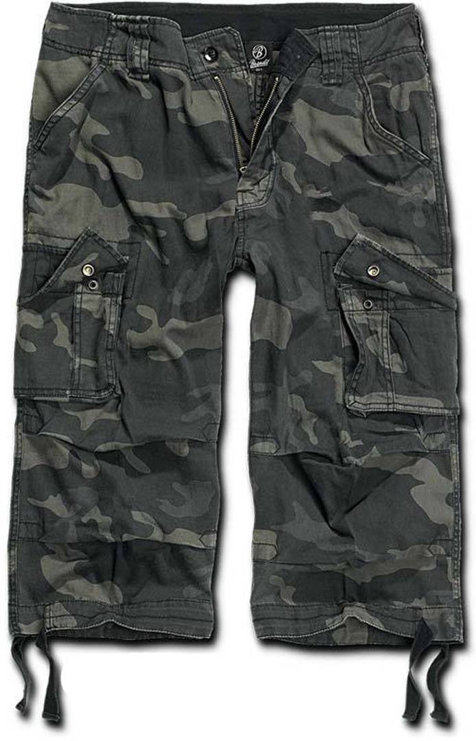 Brandit Urban Legend 3/4 Shortsit  - Monivärinen - Size: S