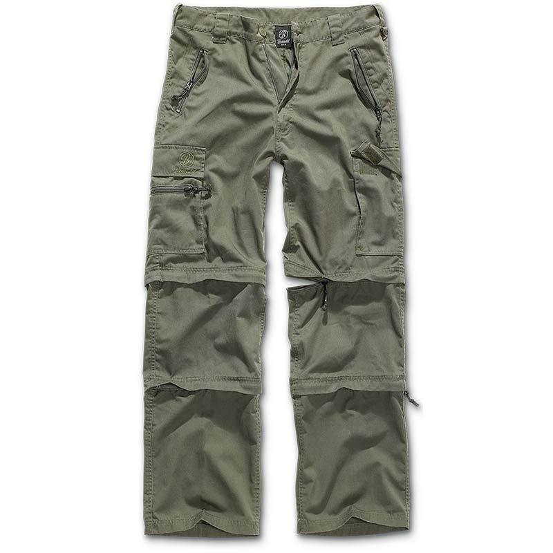 Brandit Savannah Housut  - Vihreä - Size: XL