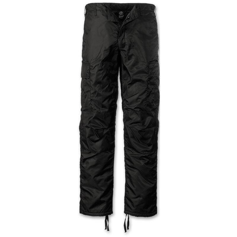 Brandit Thermo Housut  - Musta - Size: 2XL