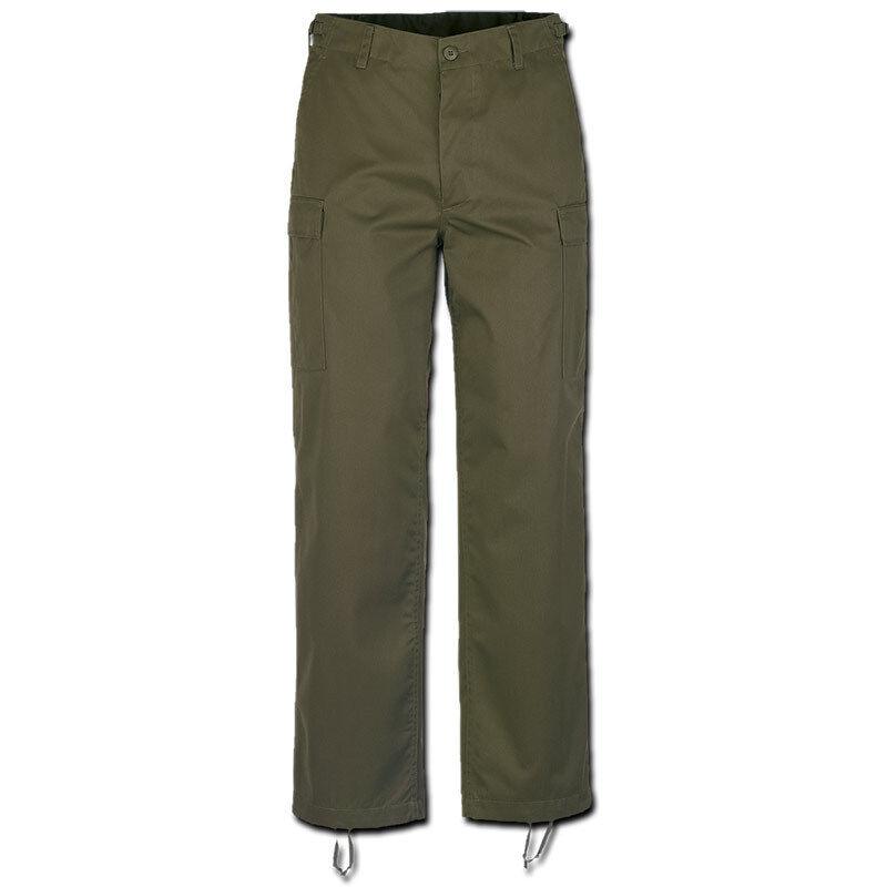 Brandit US Ranger Housut  - Vihreä - Size: 7XL