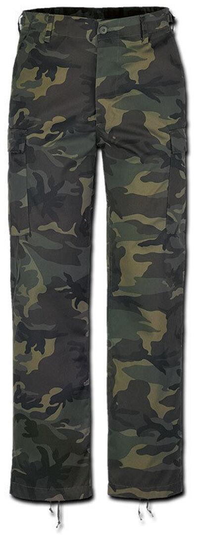 Brandit US Ranger Housut  - Vihreä - Size: S