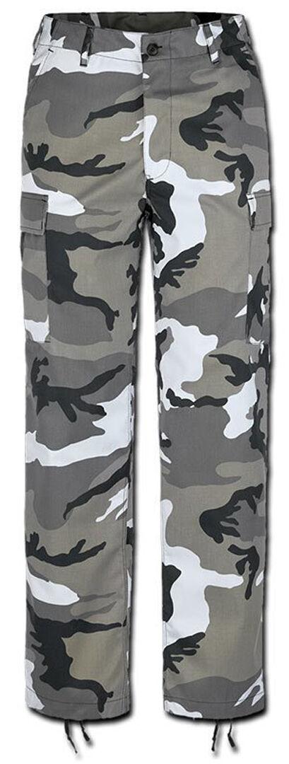 Brandit US Ranger Housut  - Harmaa - Size: M