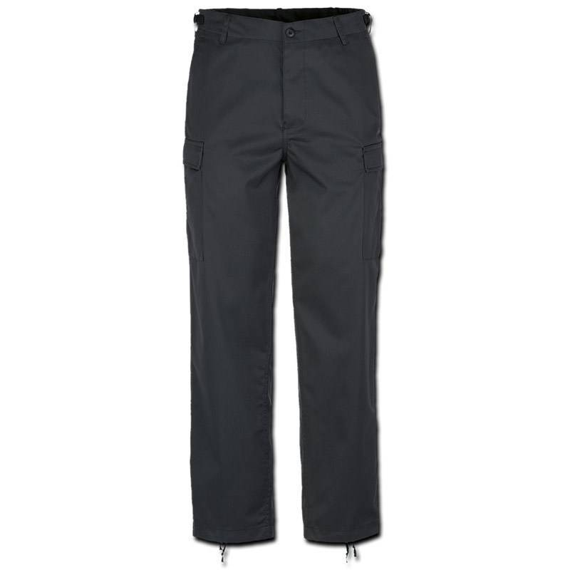 Brandit US Ranger Housut  - Musta - Size: 5XL