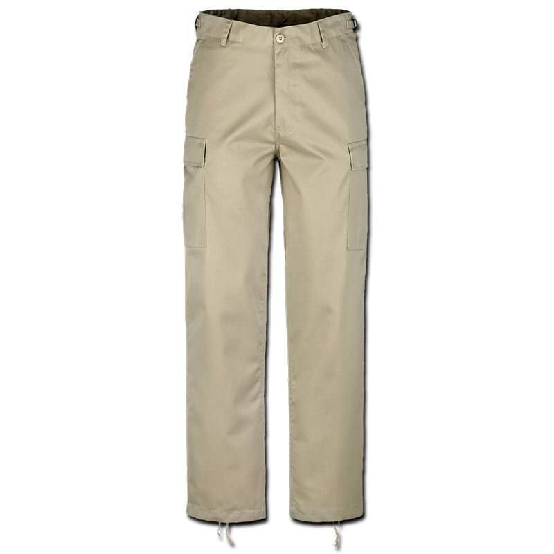 Brandit US Ranger Housut  - Beige - Size: M