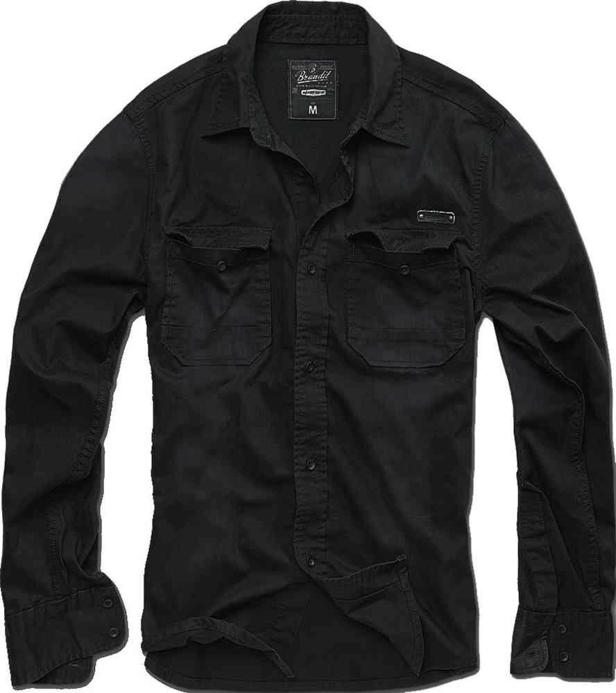 Brandit Hardee Paita  - Musta - Size: XL