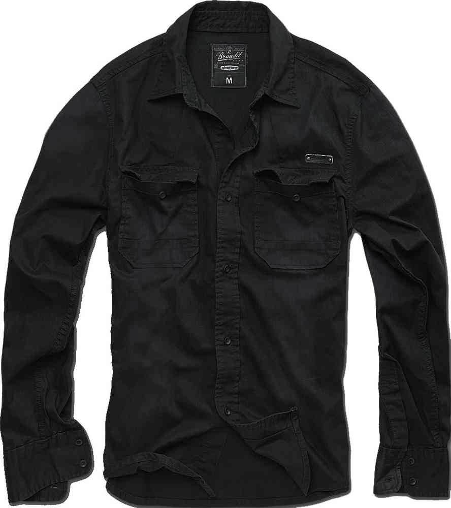 Brandit Hardee Paita  - Musta - Size: 2XL