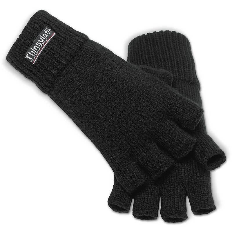 Brandit Fingerstall Käsineet  - Musta - Size: L