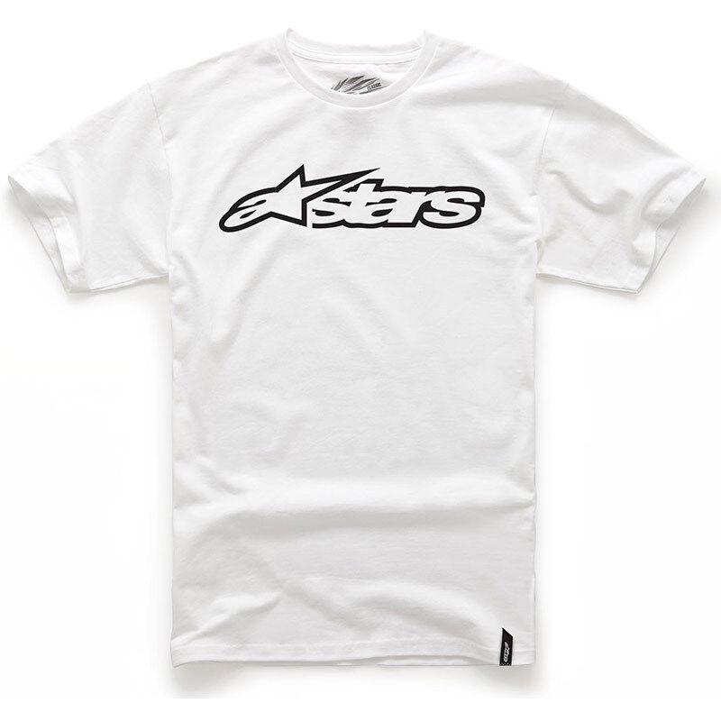 Alpinestars Blaze T-paita  - Valkoinen - Size: XL