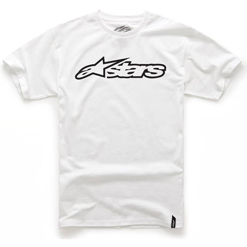 Alpinestars Blaze T-paita  - Valkoinen - Size: M