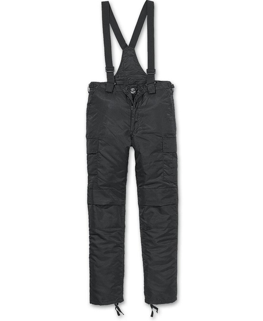 Brandit Next Generation Housut  - Musta - Size: 3XL