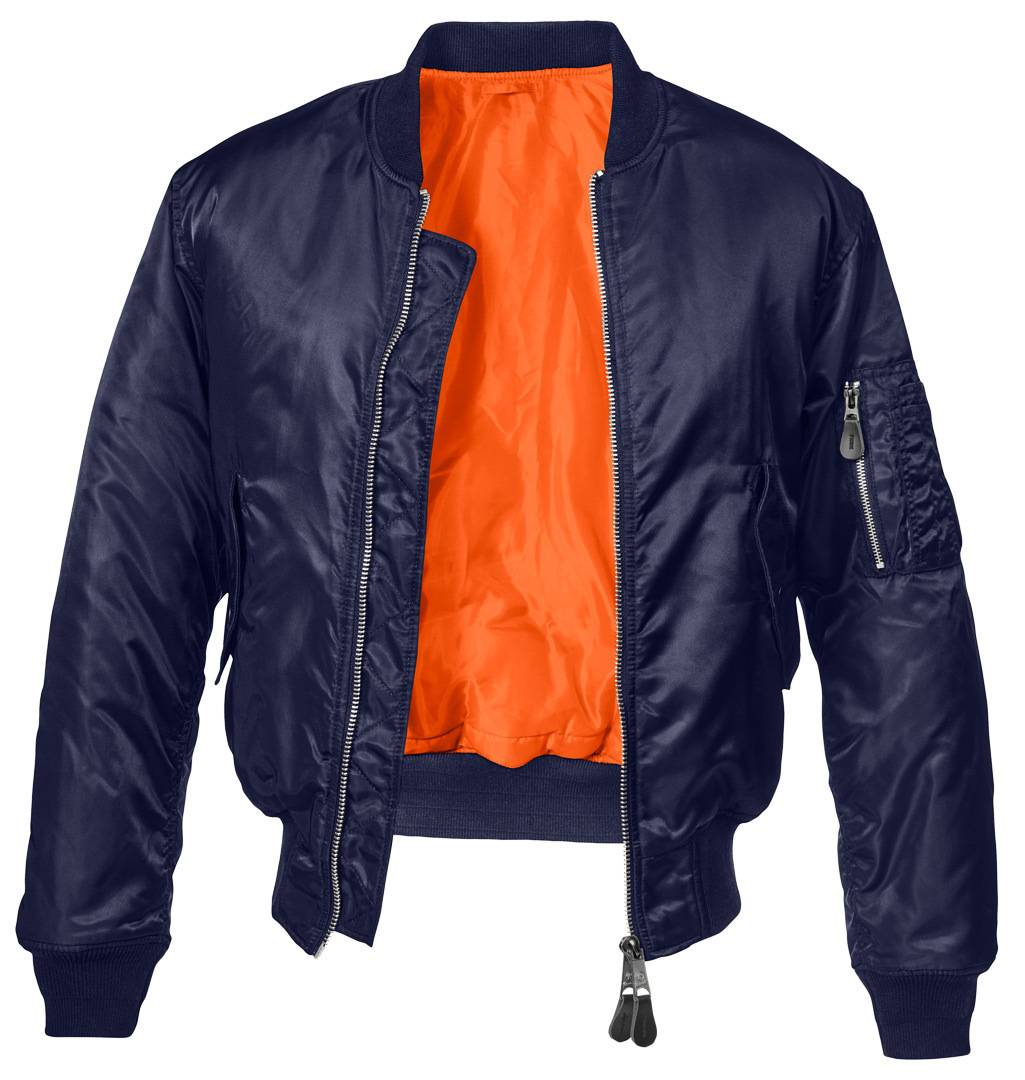 Brandit MA1 Classic Takki  - Sininen - Size: M