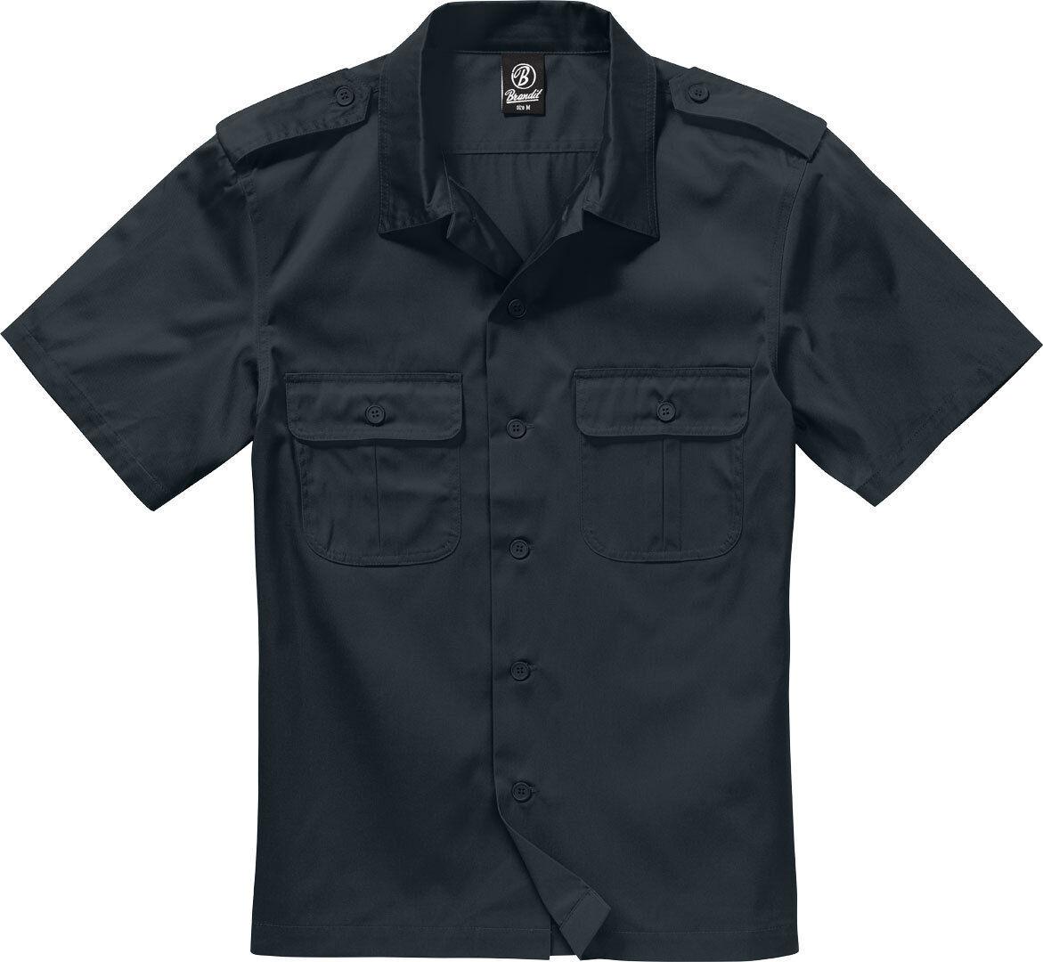 Brandit Us 1/2 Paita  - Musta - Size: 3XL