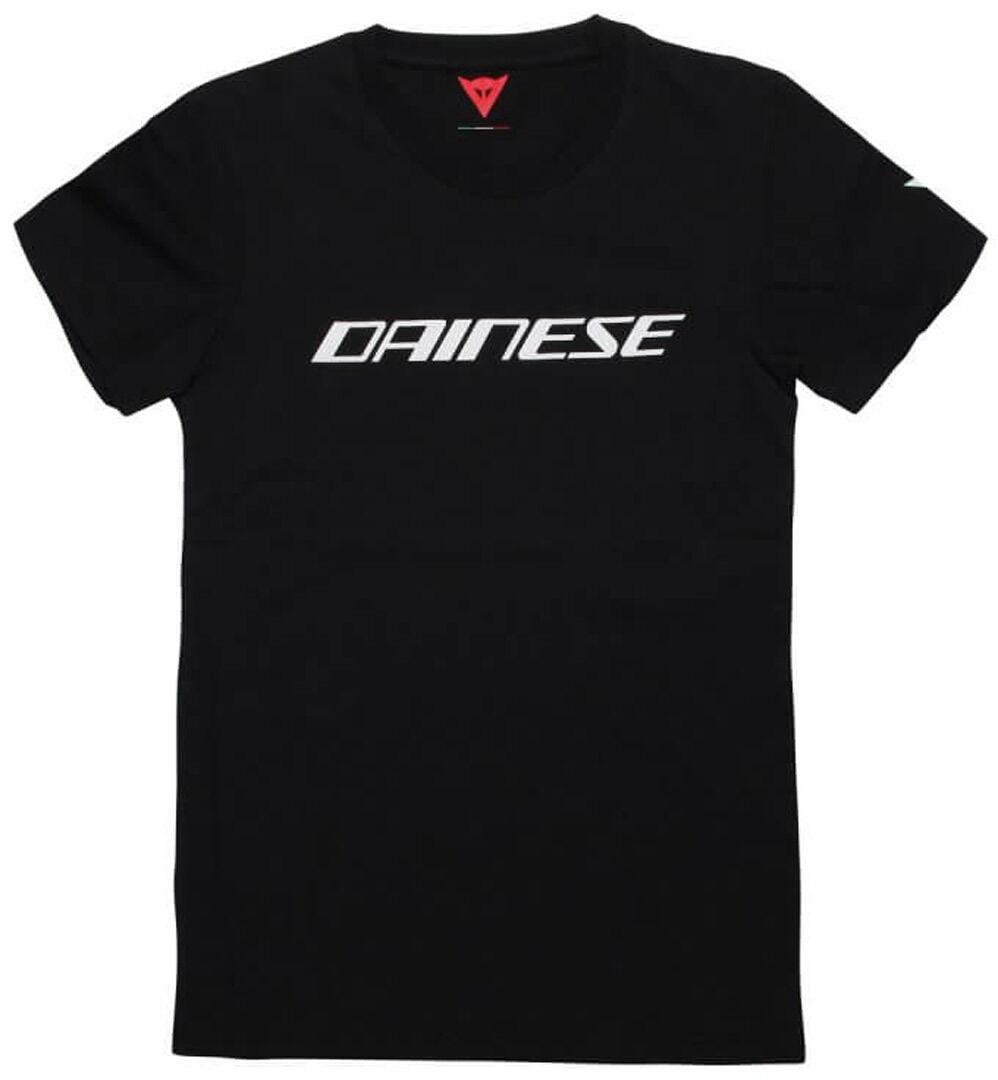 Dainese Brand T-paita  - Musta - Size: L