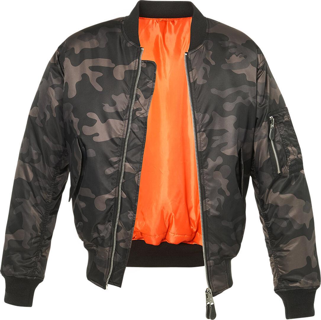 Brandit MA1 Camo Takki  - Monivärinen - Size: XL