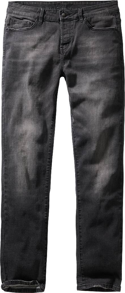 Brandit Rover Denim Jeans Housut  - Musta - Size: 34