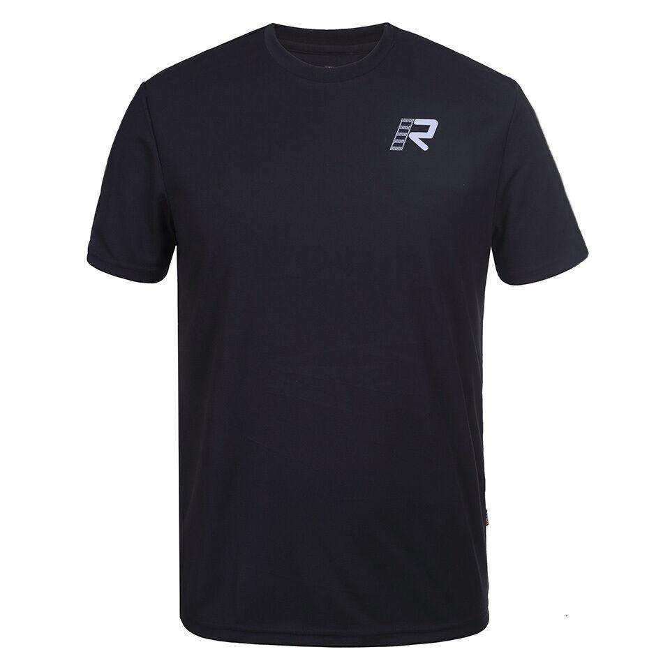 Rukka Sponsor T-paita  - Musta - Size: M