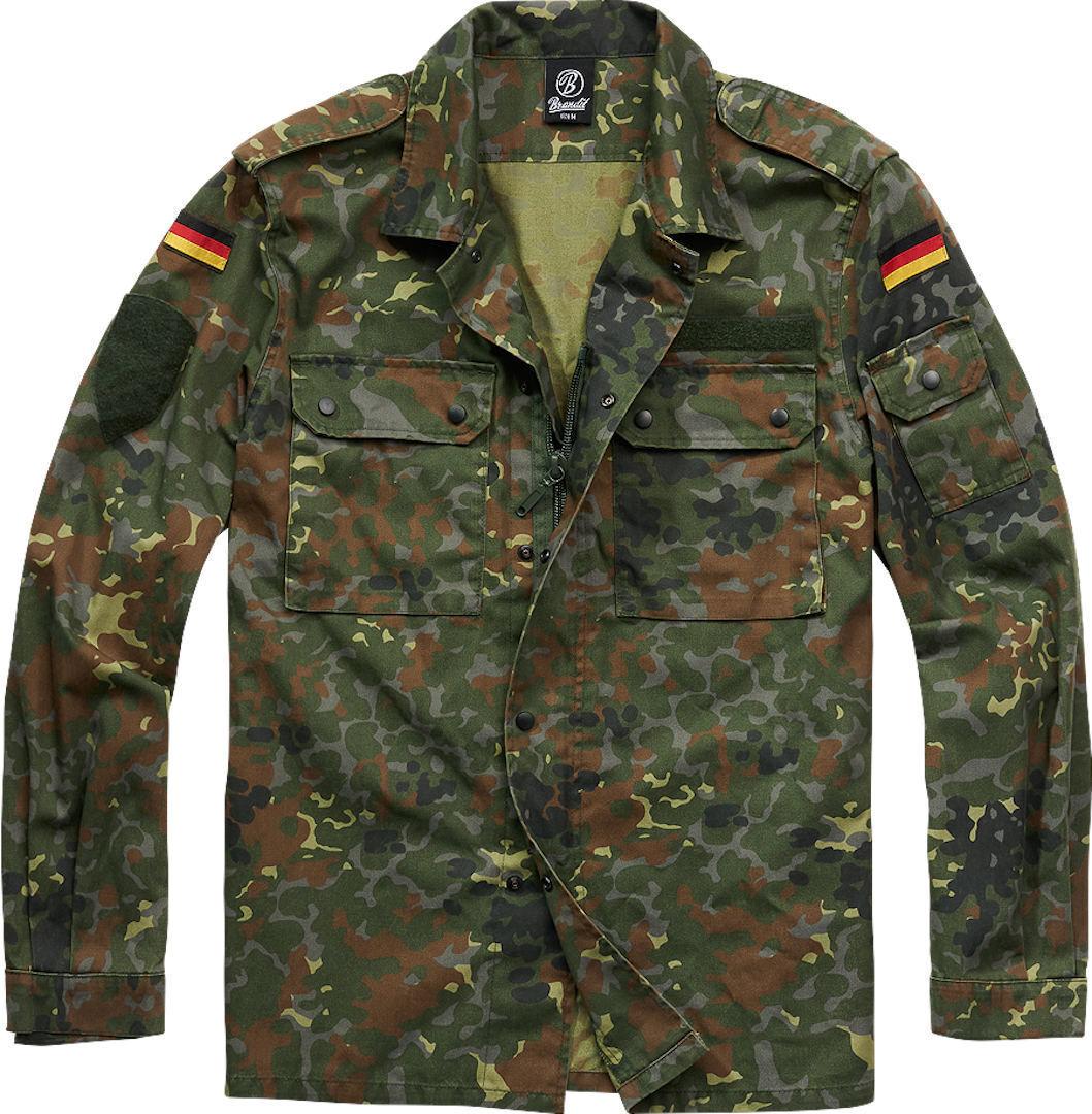 Brandit BW pellin pusero takki  - Vihreä - Size: M