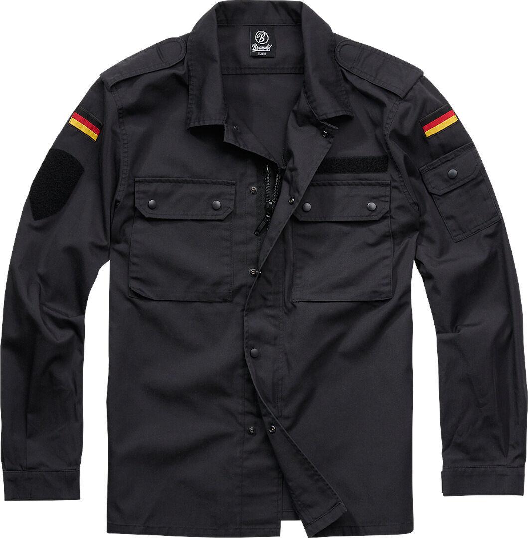 Brandit BW pellin pusero takki  - Musta - Size: 3XL