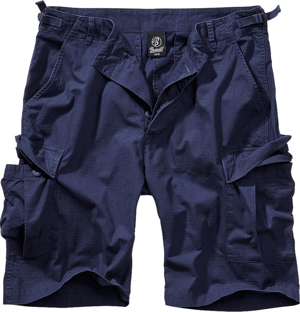 Brandit BDU Ripstop Shortsit  - Sininen - Size: 2XL