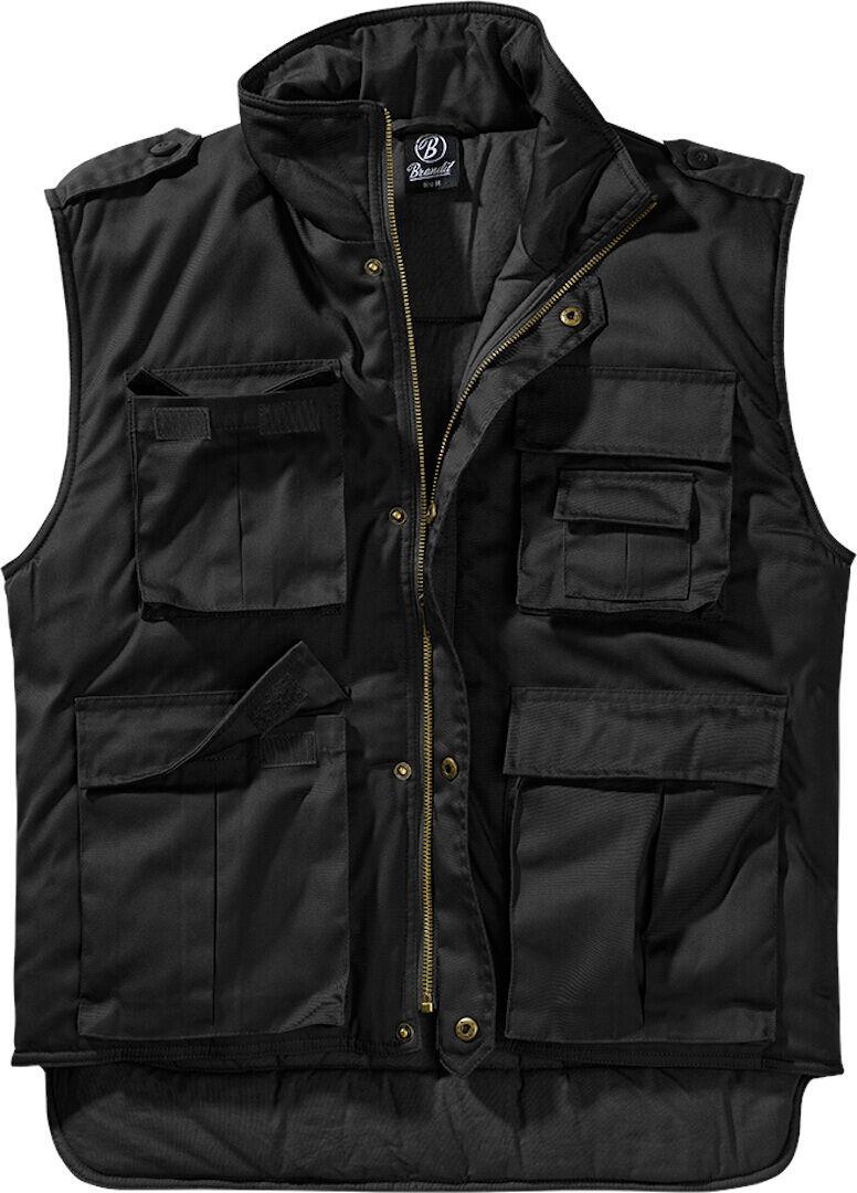 Brandit Ranger Liivi  - Musta - Size: S