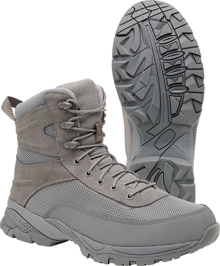 Brandit Tactical Next Generation Saappaat  - Musta Harmaa - Size: 43