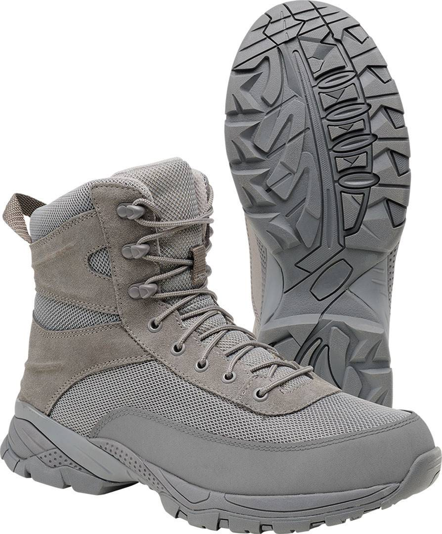 Brandit Tactical Next Generation Saappaat  - Musta Harmaa - Size: 42