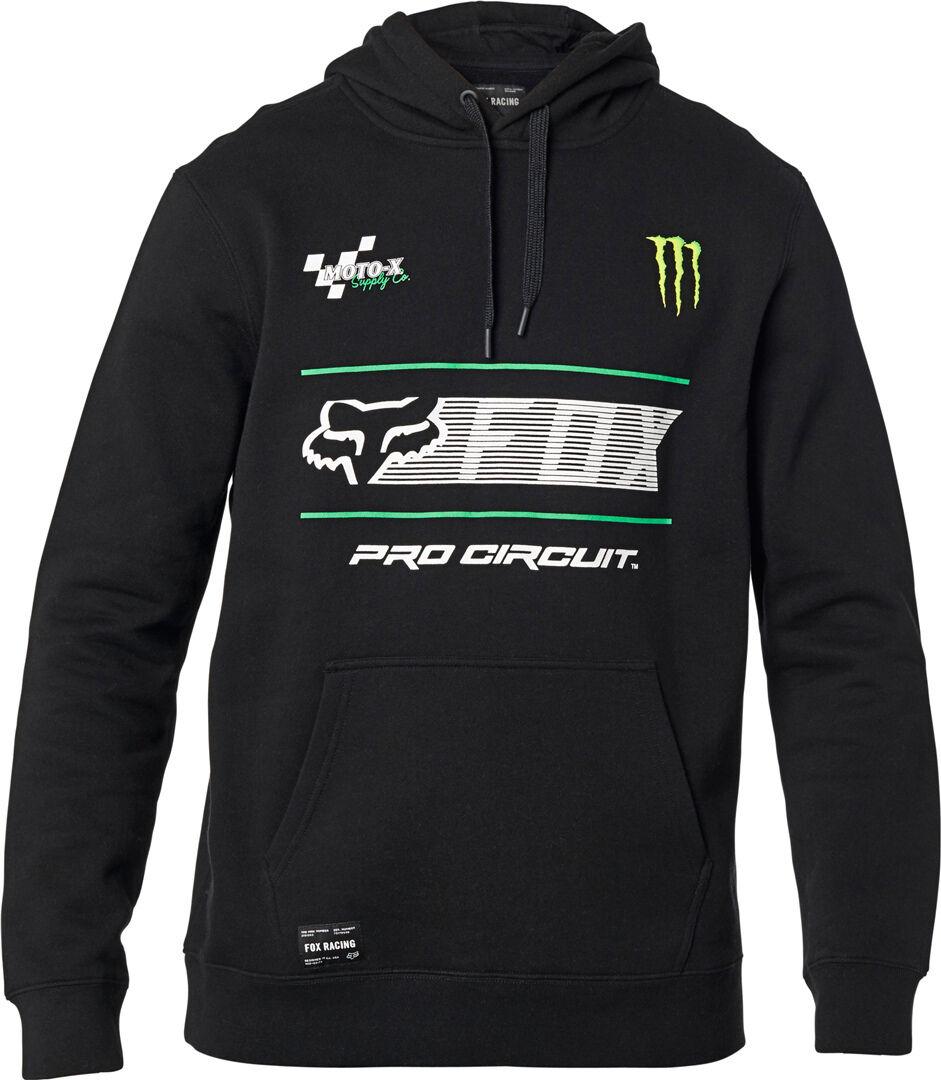 FOX Pro Circuit Huppari  - Musta - Size: XL