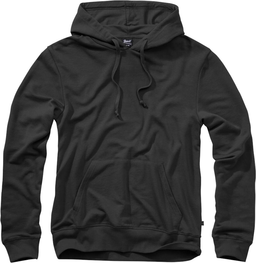 Brandit Sweathoody Huppari  - Musta - Size: 3XL