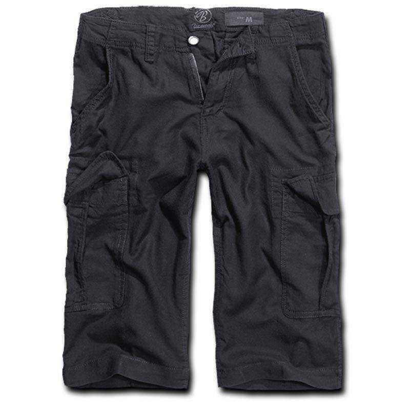 Brandit Havannah Naisten shortsit  - Musta - Size: XL