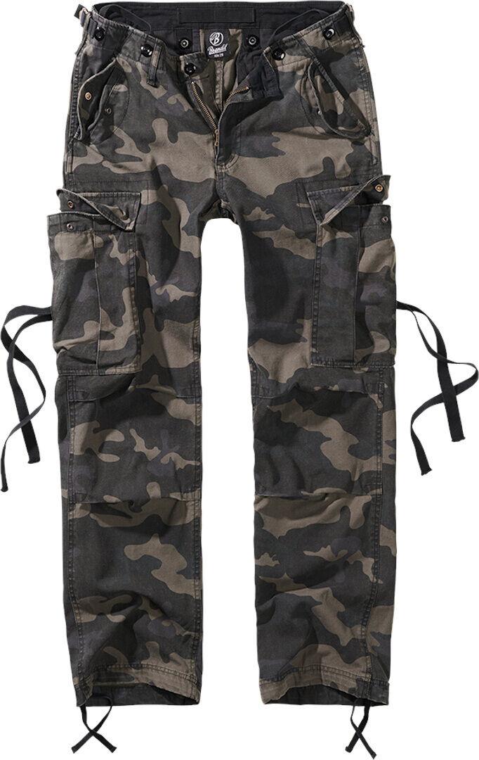 Brandit M-65 Naisten housut  - Monivärinen - Size: 35