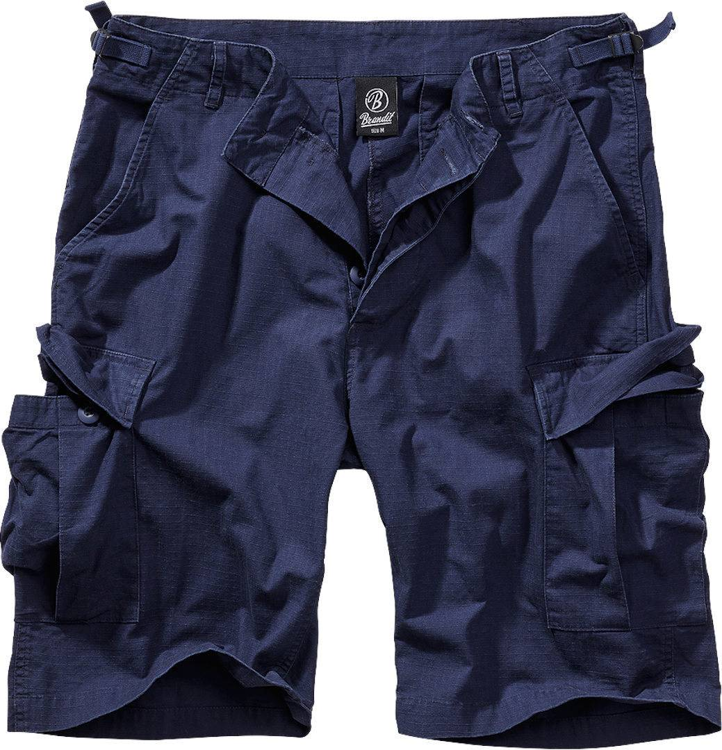 Brandit BDU Ripstop Shortsit  - Sininen - Size: 5XL